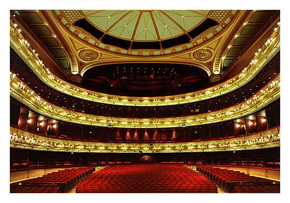 Royal Opera House, Londres