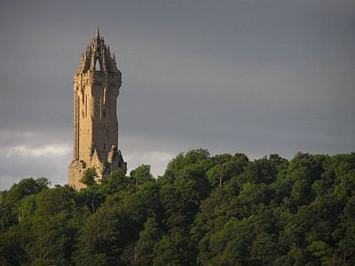 Monumento Nacional a William Wallace, Stirling, Escocia