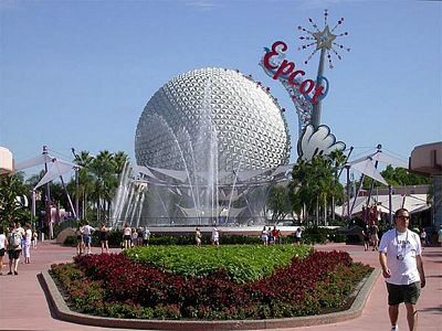 Disney World: Epcot Center