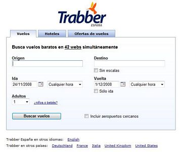 Alerta de Ofertas con Trabber