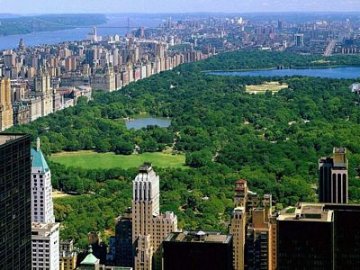 La vuelta al Mundo en 80 das, Nueva York: Central Park