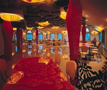 Restaurante Red Sea Star, israel