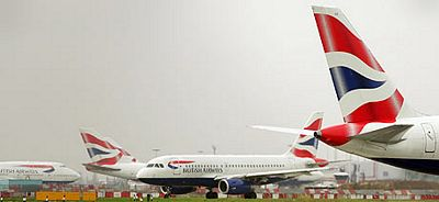 Las pérdidas de British Airways son record en su historia