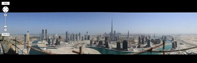 Nueva foto panormica ms grande del mundo: la de Dubai