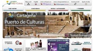 Nueva web mvil de Cartagena