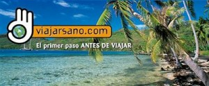 Web donde encontrar informacin para viajar sano