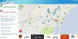 Ride the City, datos para viajar en bicicleta