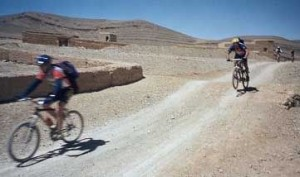 Marruecos en bicicleta