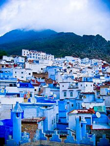 Chefchaouen, excursin de un da desde Tnger
