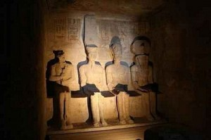 El mgico fenmeno de Abu Simbel en Egipto