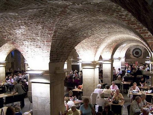 The Cafe In The Crypt en Londres