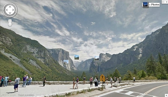 Google Street View suma los Parques Nacionales de California a sus herramientas