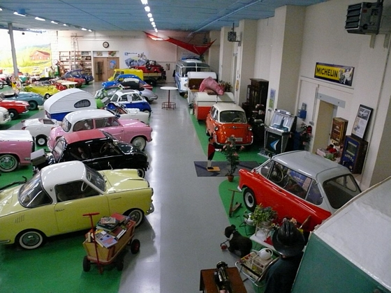 Museo de los microcoches en Alemania
