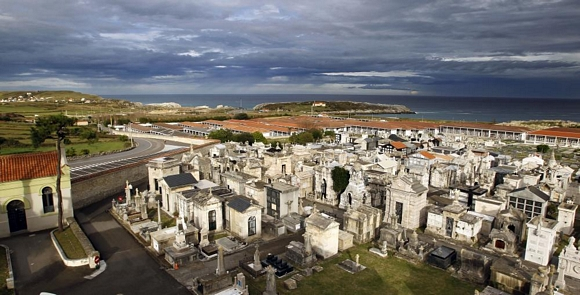 Cementerio de Ciriego en Santander