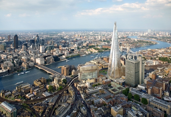 Abre sus puertas The Shard, el mayor rascacielos de Europa Occidental