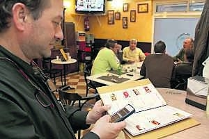 Restaurantes de Cceres incorporan cdigos QR en sus mens