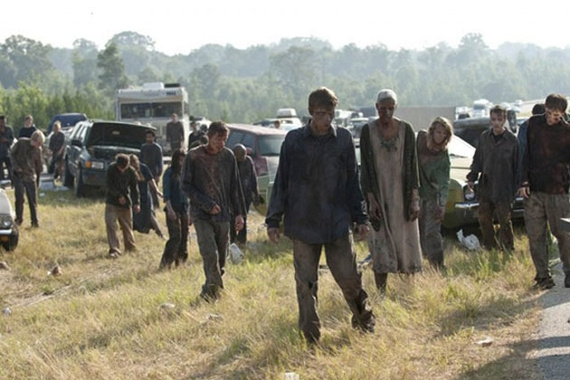 La ruta de The Walking Dead por Georgia