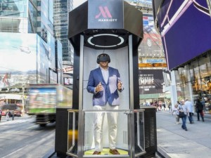 Viajes por medio de realidad virtual a Hawaii y Londres
