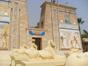 The Pharaonic Village: un parque que revive el Antiguo Egipto