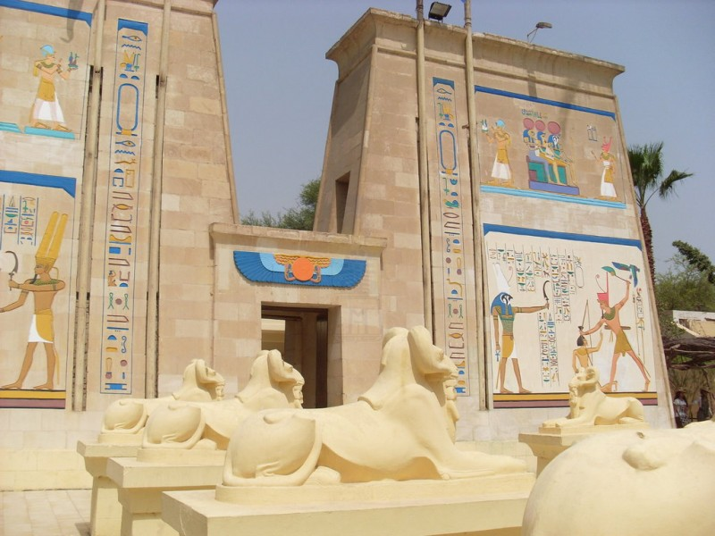 The Pharaonic Village: un parque que revive el Antiguo Egipto 1