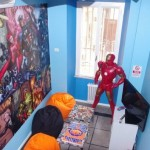 Hostal Comics GuestHouse: un sitio extraordinario