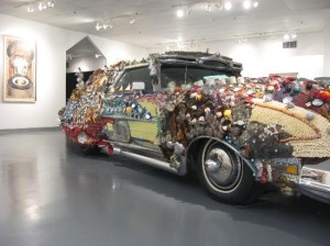 Art Car Museum: visita a un sitio totalmente original