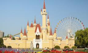 "Shijingshan Amusement Park: el ""parque Disney"" de China"