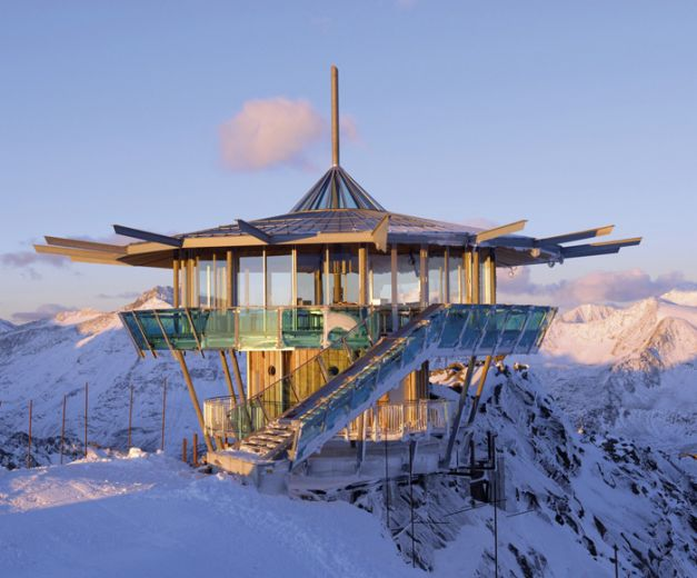 Top Mountain Star: un bar especial en Austria 1