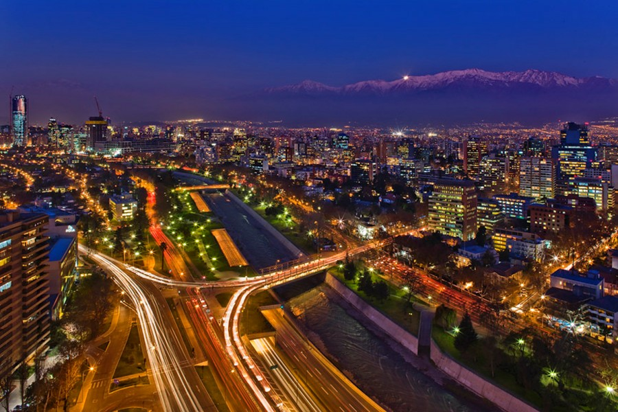 Disfruta de Santiago de Chile con los free tours de Strawberry Tours 1